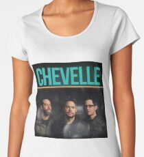 Chevelle Music Band Singer Women's Premium T-Shirt
