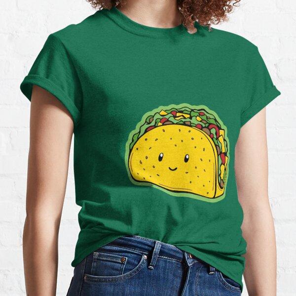 Taco pattern Classic T-Shirt
