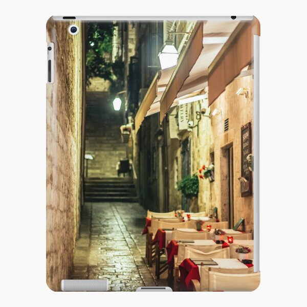 DUBROVNIK RESTAURANT ALLEY [iPad cases/skins] iPad Snap Case