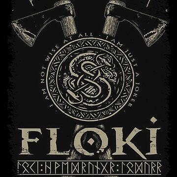 Floki - Vikings by ContraB