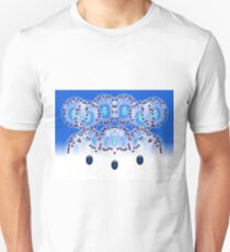 Bejeweled Ice Corpuscles Unisex T-Shirt
