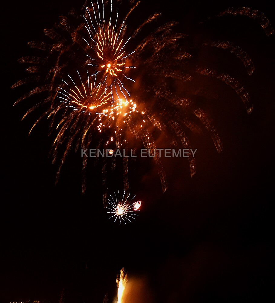 FIREWORKS 4A by KENDALL EUTEMEY