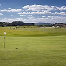 The 18th at St Andrews by Kasia-D