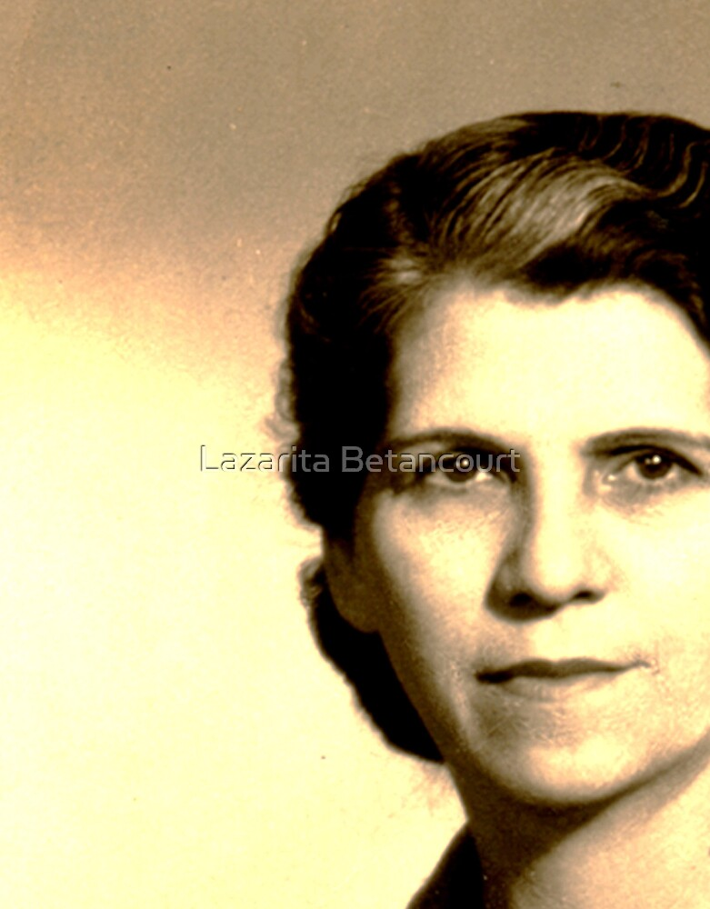 My Mother Eloina by Lazarita Betancourt