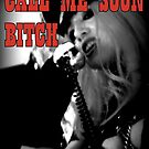 Call Me Soon by Pasha for Goddamn Media by Pasha du Valentine