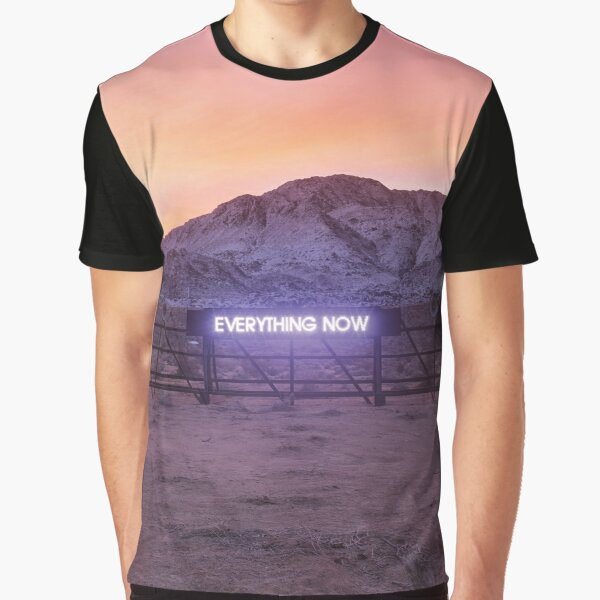 Everything Now Graphic T-Shirt