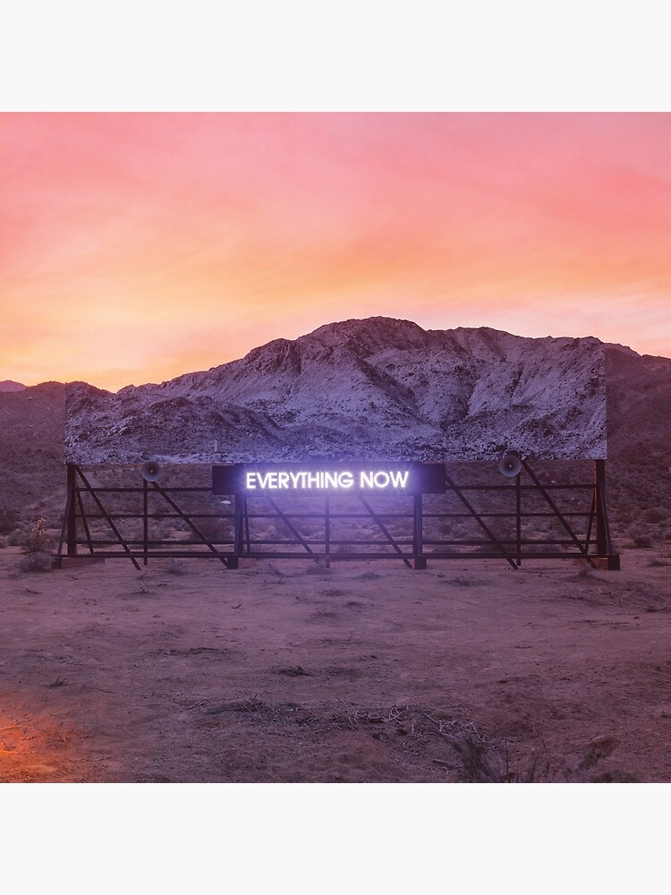 Everything Now by illimise