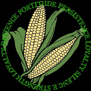 Eerie Indiana Loyal Order of Corn by froodle