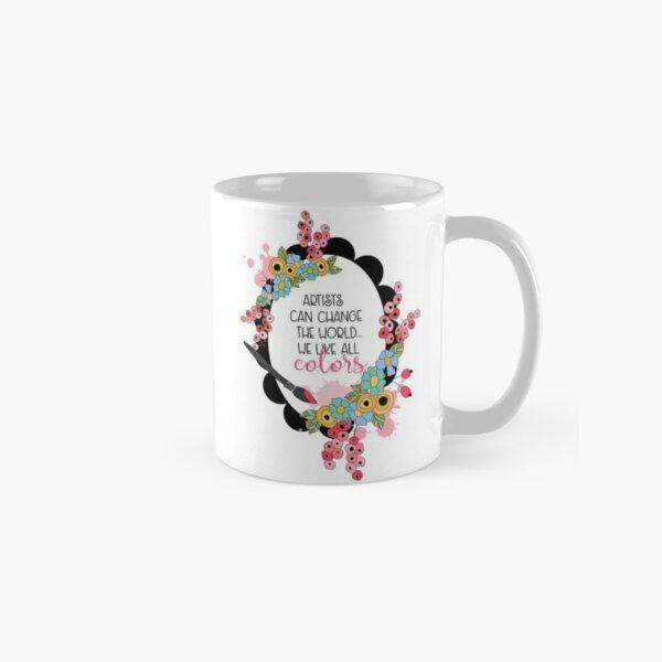 Change the World Classic Mug