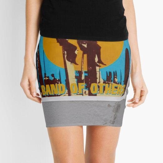 Street, City, Buildings, Photo, Day, Trees Mini Skirt