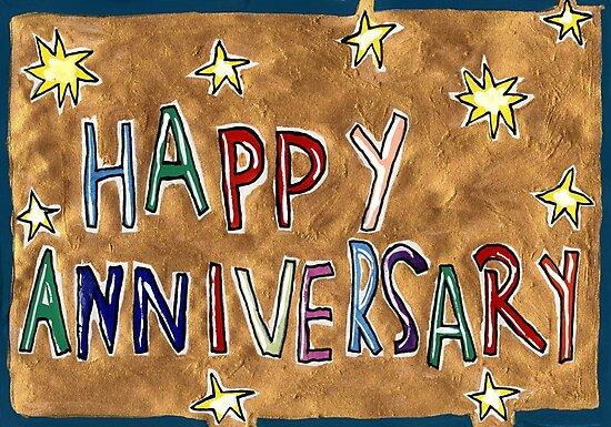 Happy Anniversary by John Douglas