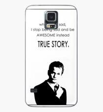 Barney Stinson Best Phrases Case/Skin for Samsung Galaxy