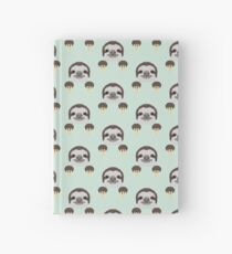 Sloth Hardcover Journal