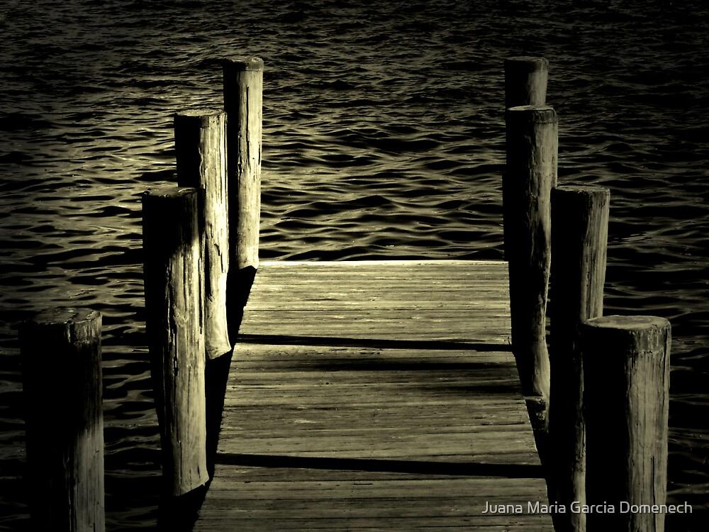 Fear or Faith? by Juana Maria Garcia Domenech