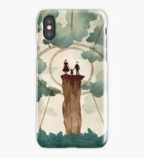 Unfortunate Events Indeed iPhone Case