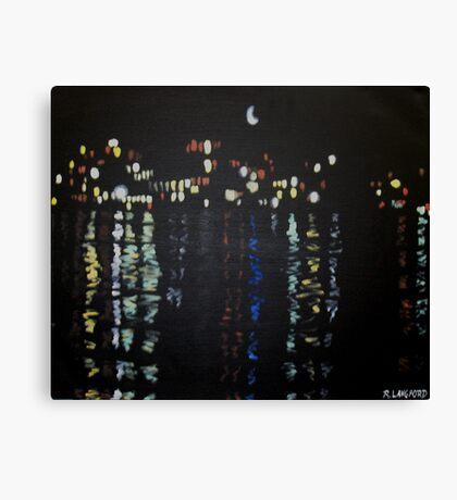 BALMAIN BLING Canvas Print