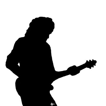 Brian May Red Special by UnLeashedArt