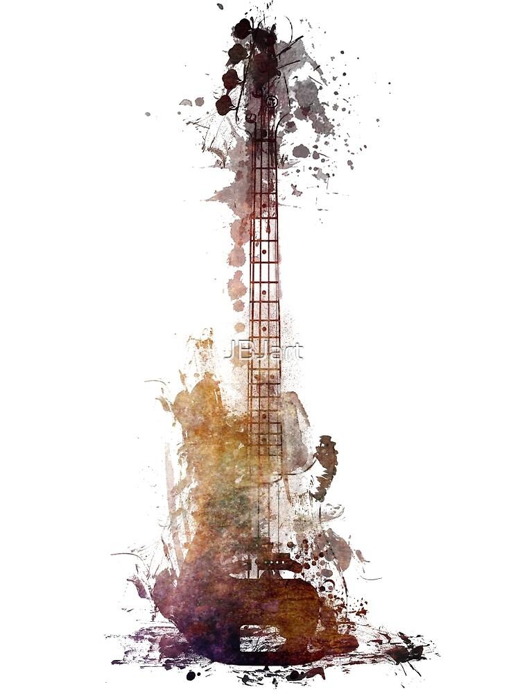 Nostalgy guitar  by JBJart