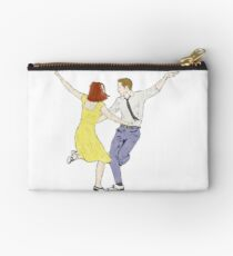 La La Land - Watercolor Studio Pouch
