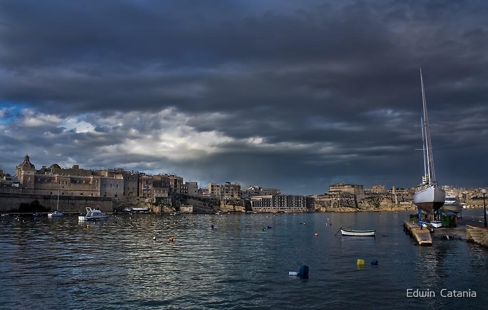 Malta: Kalkara Mysitque by Edwin  Catania