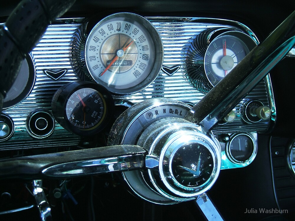Dashboard by Julia Washburn
