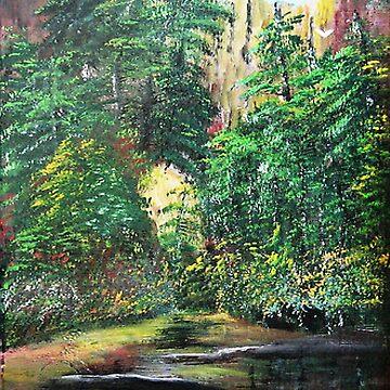 Oak Creek Canyon......Grass Hopper Point....... by kjgordon