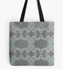 Cloudy Medallion Tote Bag