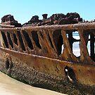 Maheno Shipwreck by Pixsell