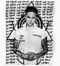 Andy Biersack - Wake Up Poster