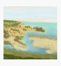Shoreline Photographic Print