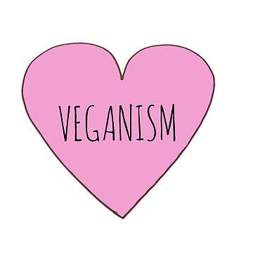 I love veganism  by Bundjum