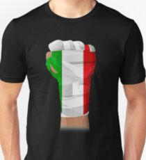 ITALY FIGHTING PRIDE Unisex T-Shirt