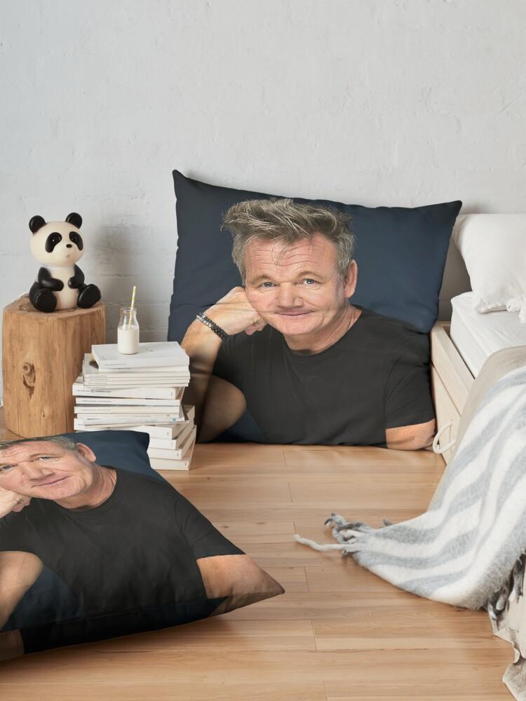 Alternate view of Gorgeous Gordon 3 Floor Pillow