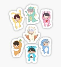 Bts Stickers Redbubble