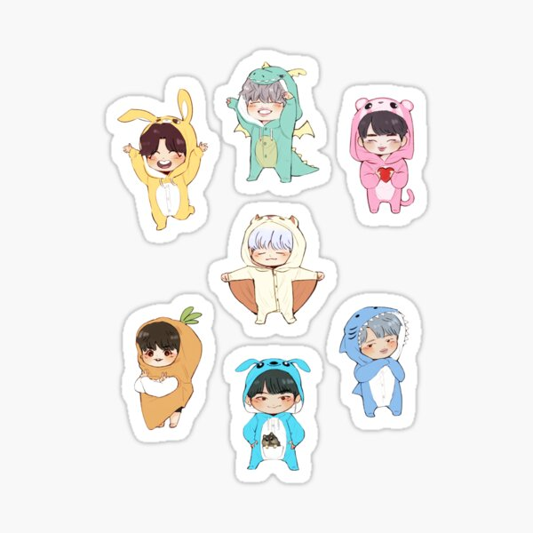 ~ BTS 4th Muster Stickers! ~ Sticker