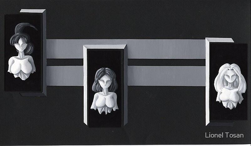 Sentiments by Lionel Tosan