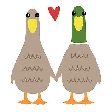 Liebe Enten von ShortCoffee
