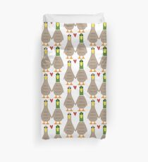 Love Ducks Duvet Cover