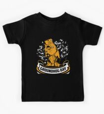 Groundhog Day: Be the Groundhog, See the Groundhog Kids Tee