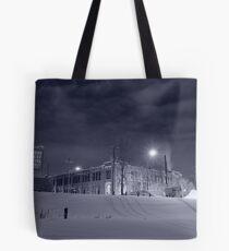 Older Exchange District Tote Bag