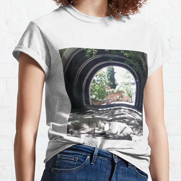 Arch in the house, patio Classic T-Shirt
