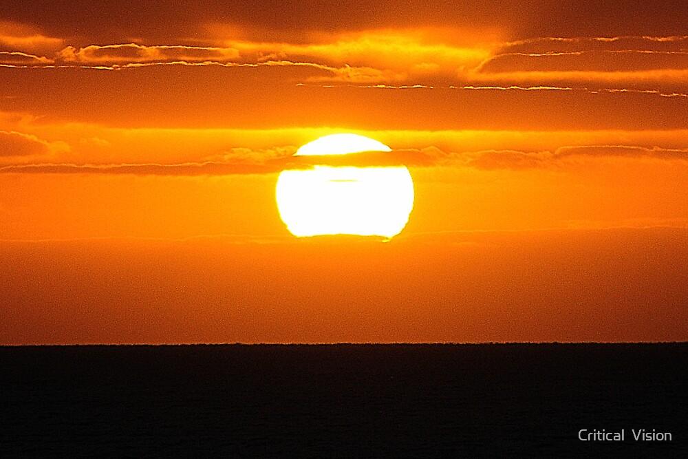 Carrickalinga Sunset by Critical  Vision