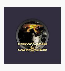 Command and Conquer Photographic Print