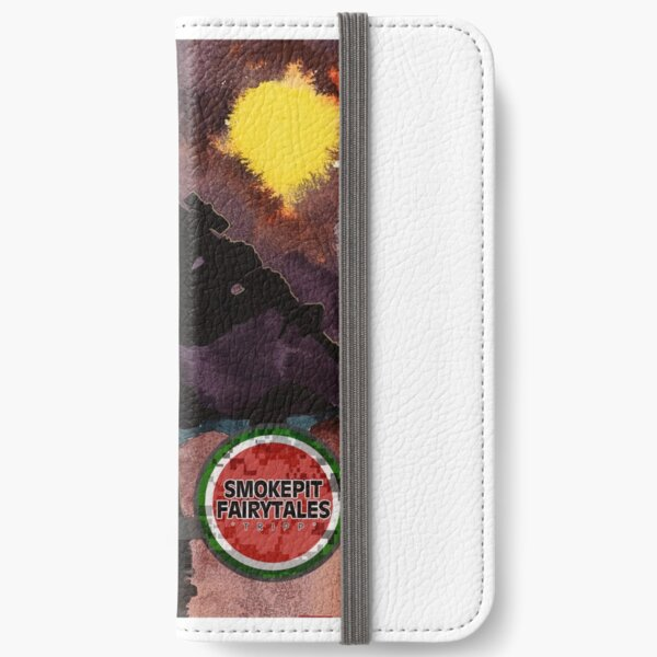 Demons and Dirt iPhone Wallet