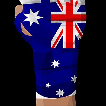 AUSTRALIA FIGHTING PRIDE by cinimodfx