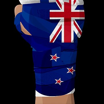 NEW ZEALAND FIGHTING PRIDE by cinimodfx