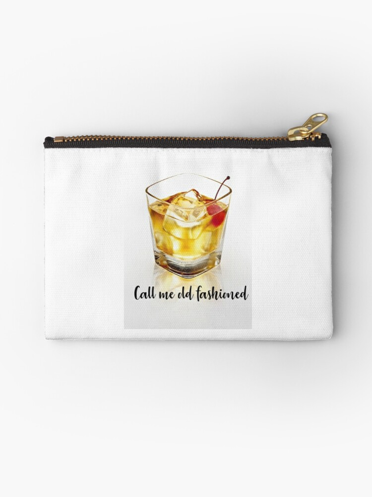 Call Me Old Fashioned Studio Pouches By Kathyb83 Redbubble