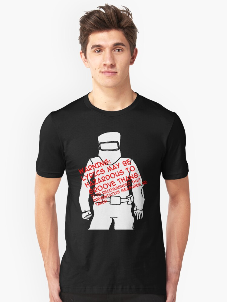 SAFETY FIRST Unisex T-Shirt Front
