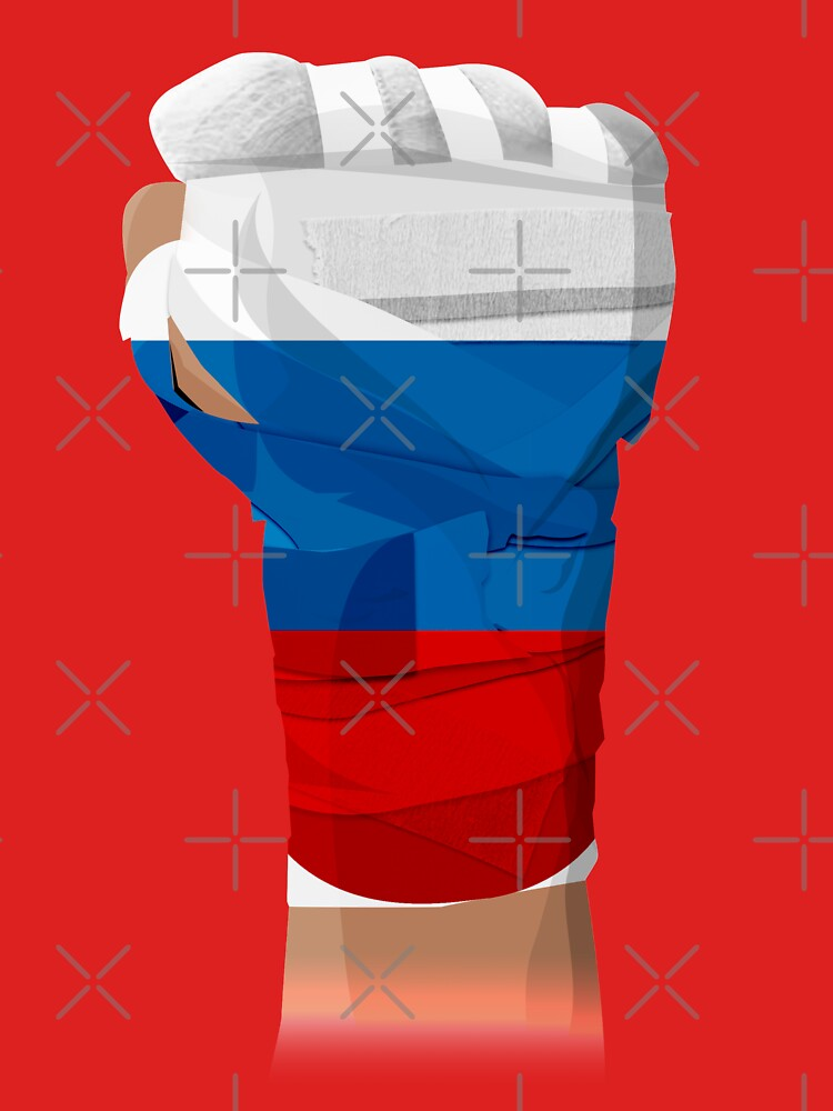 RUSSIA FIGHTING PRIDE by cinimodfx