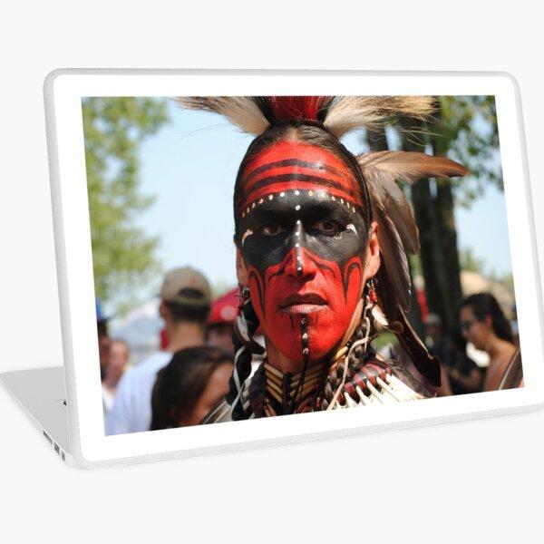 Beautiful Red Laptop Skin